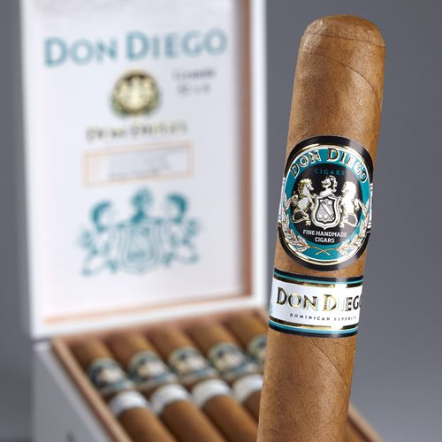 Cigar Review: Don Diego Robusto - Leaf Enthusiast ...