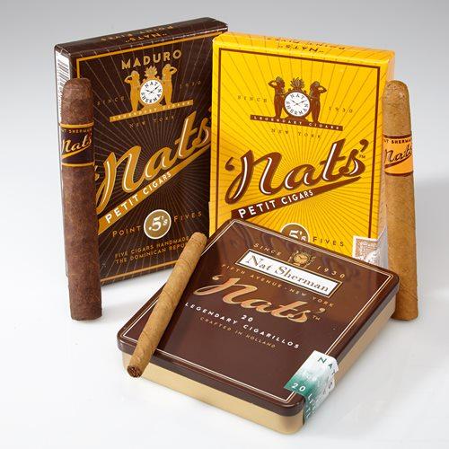 Nat Sherman Cigarillos - CIGAR.com