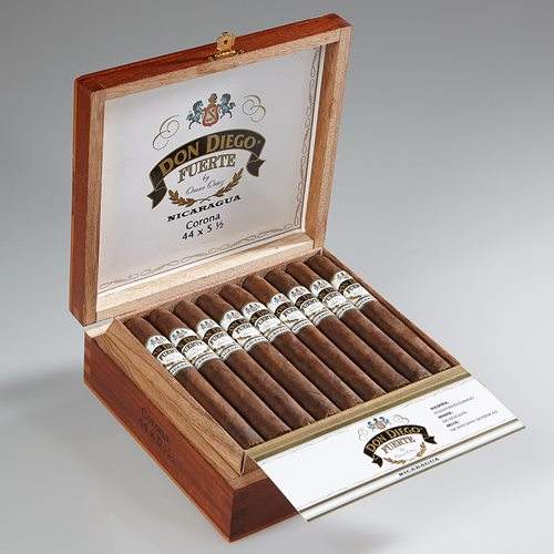 Don Diego DDA Lonsdale Cigar Review - YouTube