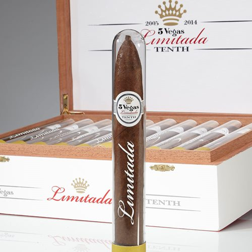 5 Vegas Limitada TENTH (2014) Belicoso - Box of 20