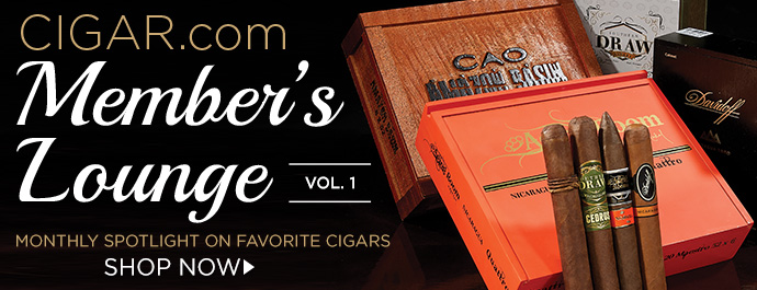 CIGAR.com Member's Lounge, Vol. I