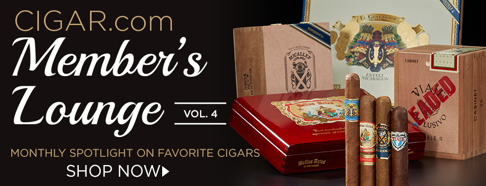 CIGAR.com Member's Lounge, Vol. IV - July 2020