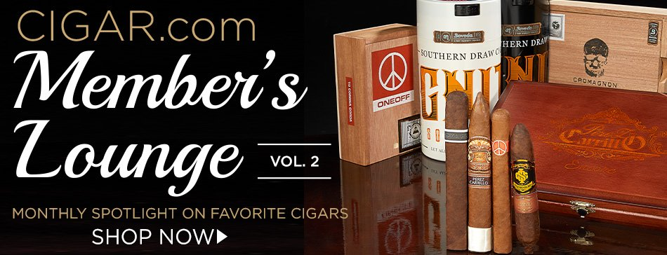 CIGAR.com Member's Lounge, Vol. II - May 2020
