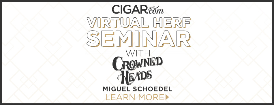 An Interview with Miguel Schoedel of Crowned Heads Cigars