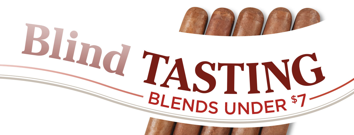 Blind Tasting Blends Under $7