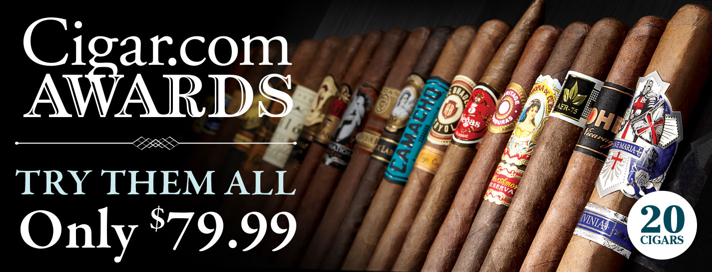 2015 Cigar.com Top 20 Awards Pt. 2