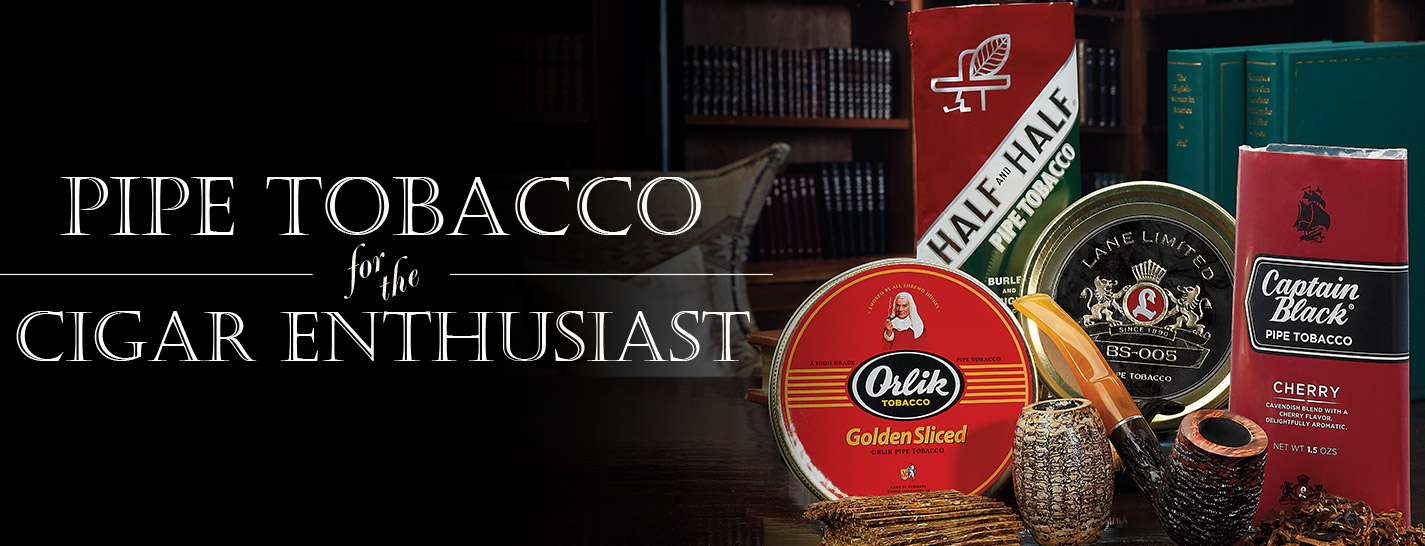 Expert Tip: Pipe Tobacco for the Cigar Enthusiast