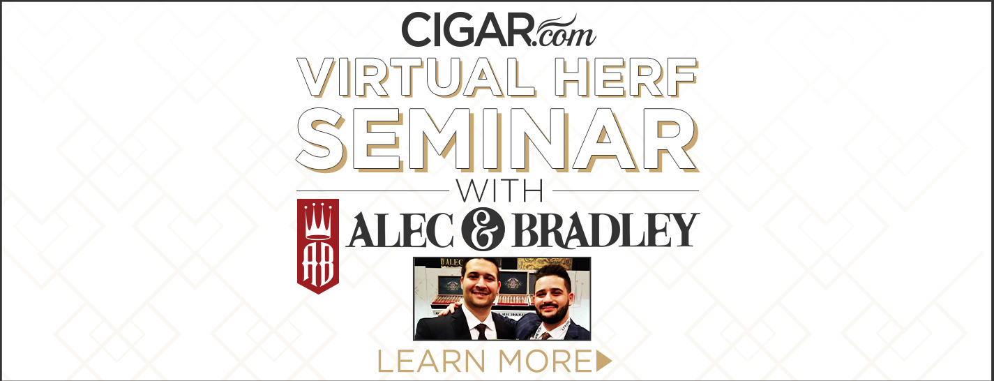 An Interview with Alec & Bradley of Alec Bradley Cigars