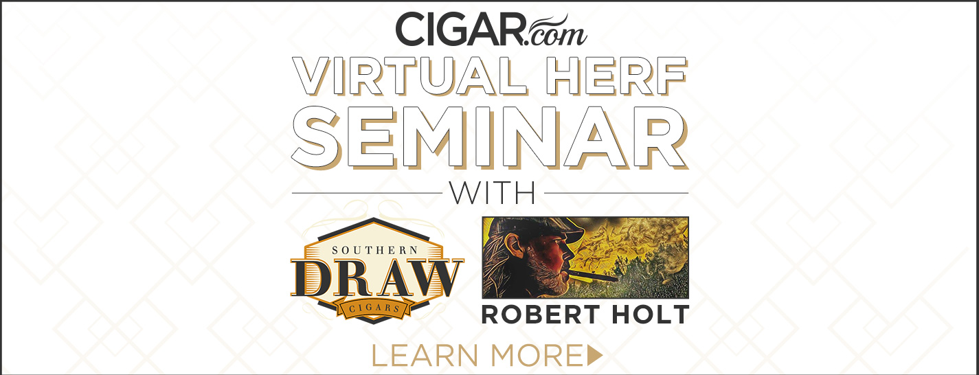 An Interview with Robert Holt of Southern Draw Cigars