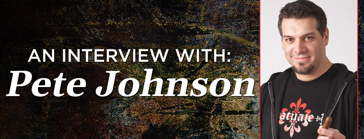 An Interview with Pete Johnson