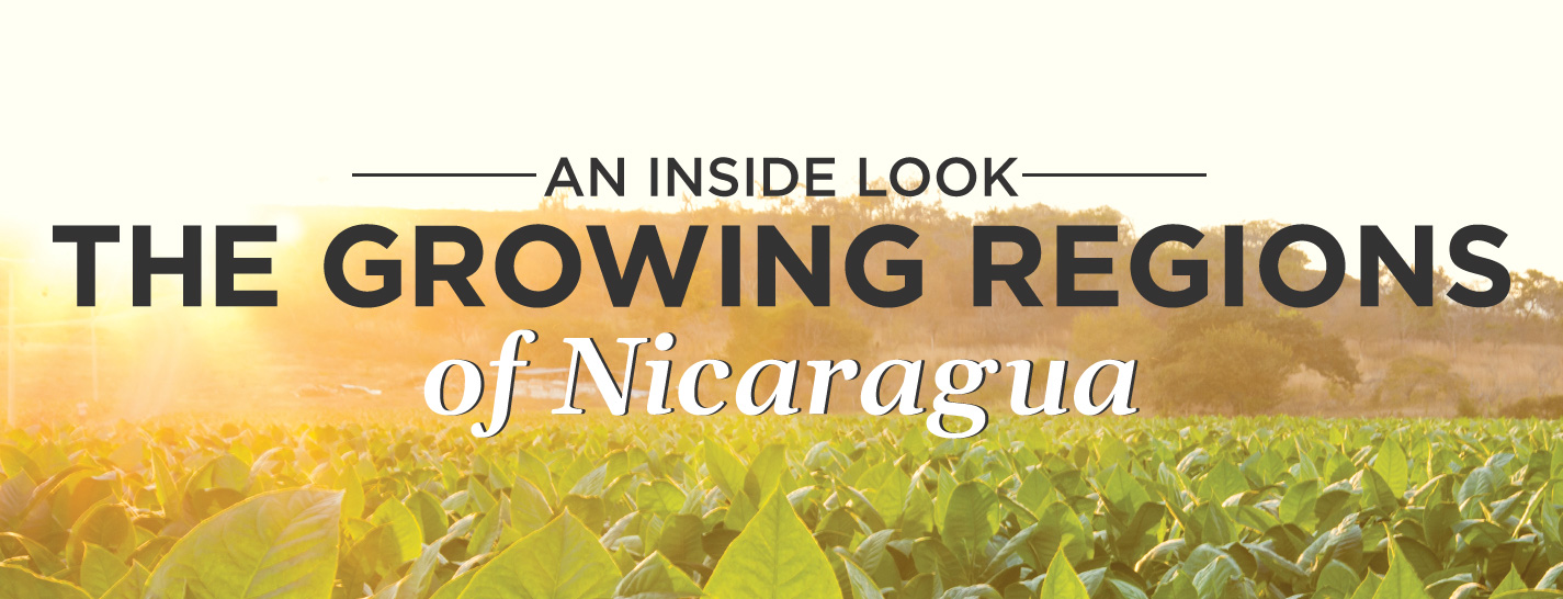 The Growing Regions of Nicaragua