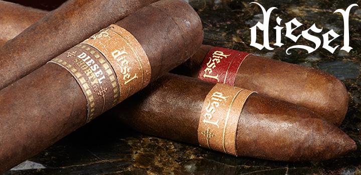 Buy Diesel cigars at Cigar.com