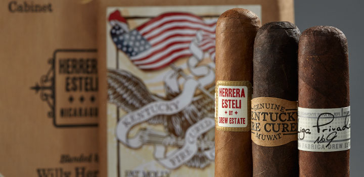 Buy Drew Estate cigars at Cigar.com