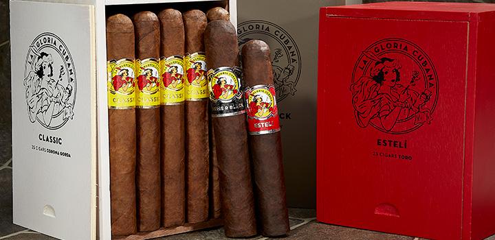 Buy La Gloria Cubana cigars at Cigar.com