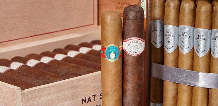 nat sherman cigar com