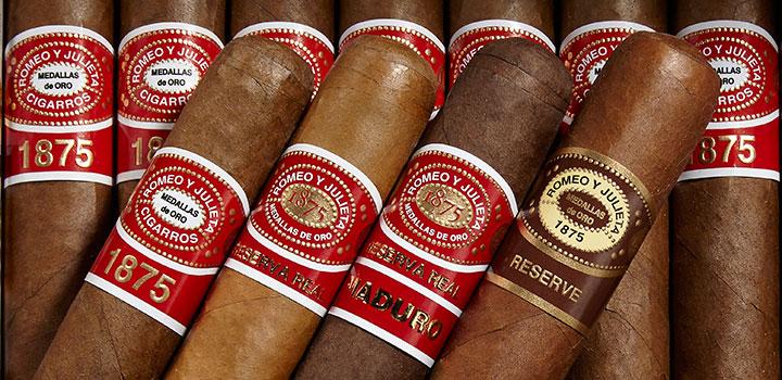 Buy Romeo y Julieta cigars at Cigar.com