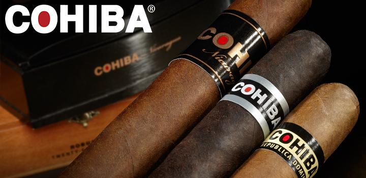 Buy Cohiba cigars at Cigar.com