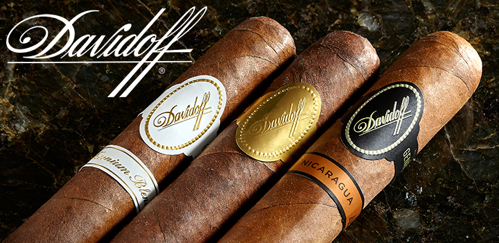 Buy Davidoff cigars at Cigar.com