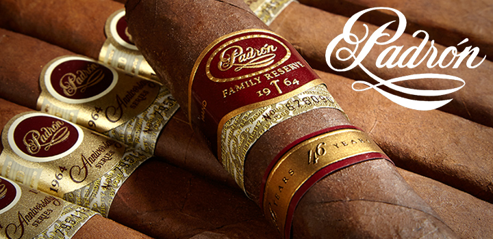 Buy Padron cigars at Cigar.com