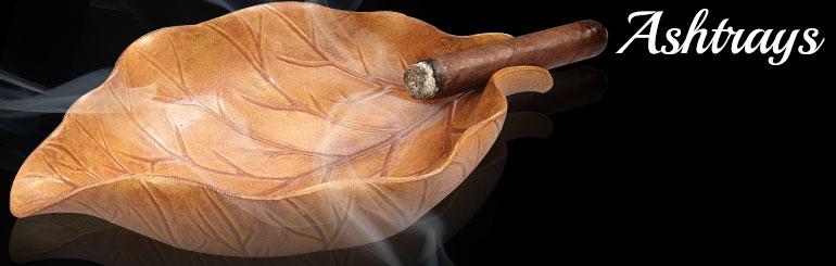 Buy cigar ashtrays at Cigar.com