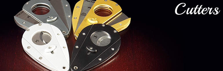 Buy cigar cutters at Cigar.com