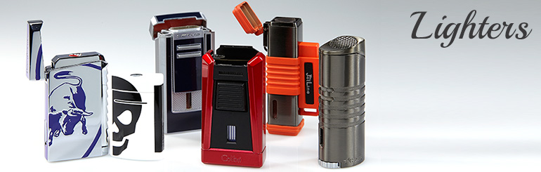 Buy cigar lighters at Cigar.com