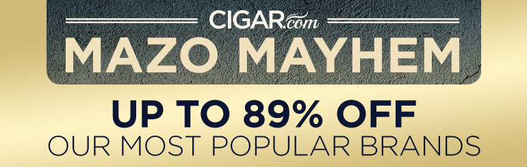 CIGAR.com Mazo Mayhem