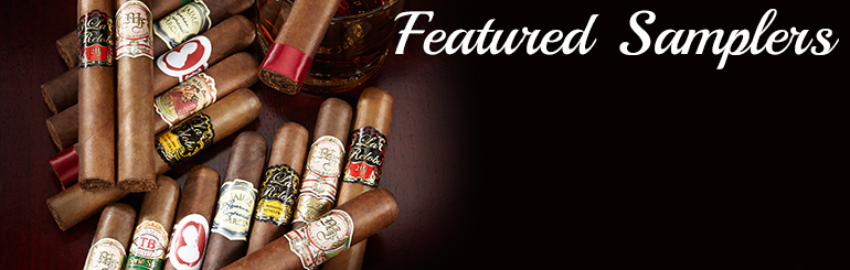 Featured Samplers from Cigar.com