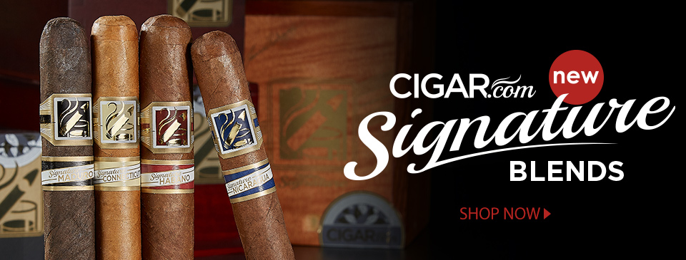 CIGAR.com Signature Blends