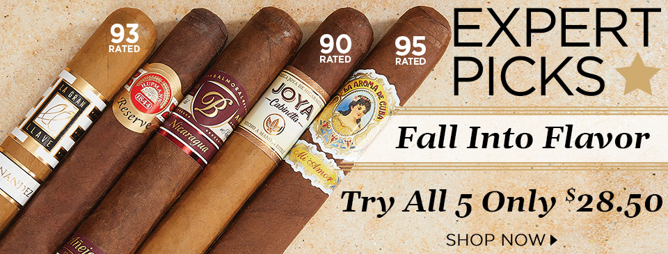 Expert Picks: Fall Into Flavor - Try All 5 only $28.50!