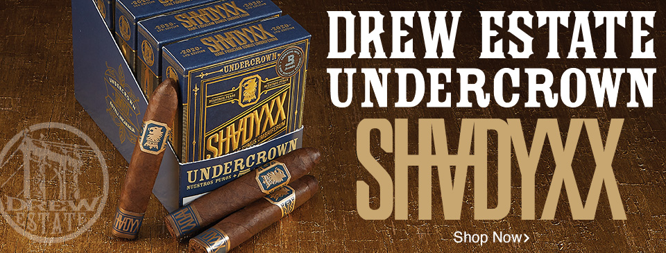 Drew Estate Undercrown ShadyXX - Shop Now!