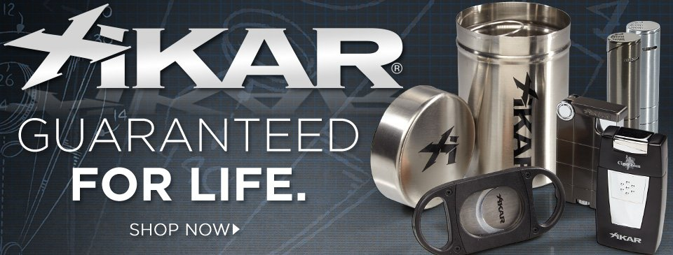 Xikar Accessories: Guaranteed for Life!