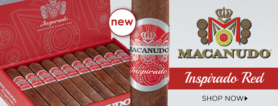 Bold and Inspired: Macanudo Inspirado Red