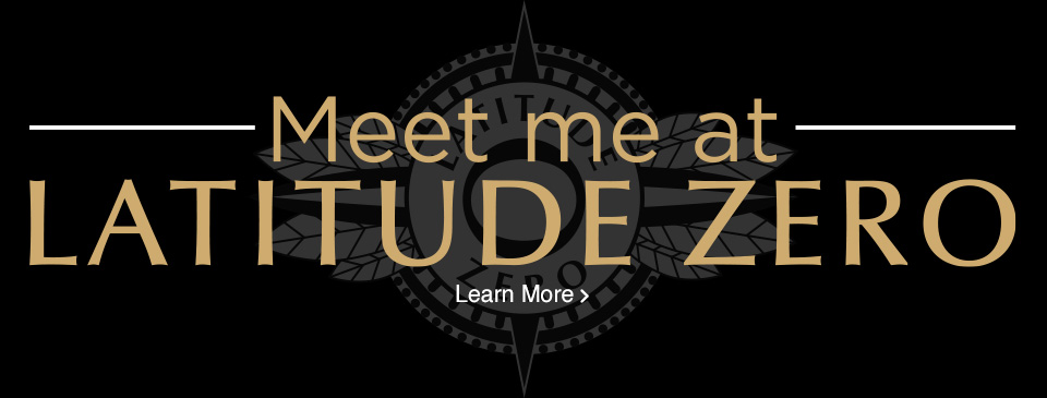 Meet Me at Latitude Zero - Learn More