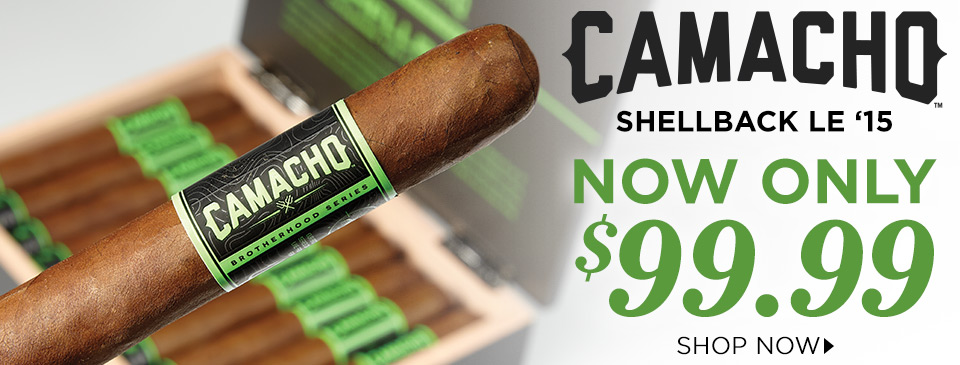 An Unbeatable Price on Camacho Shellback