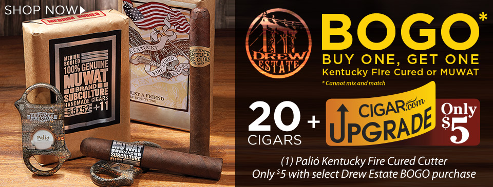 Buy One Kentucky Fire Cured or MUWAT, Get One FREE... Plus a KFC Palio Lighter for Just $5!
