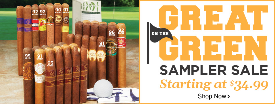 Great on the Green Sampler Sale - starting at $34.99 - Shop Now!