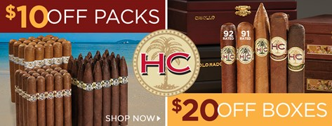 Enjoy $10 OFF HC Series Bundles and $20 OFF HC Series Boxes!