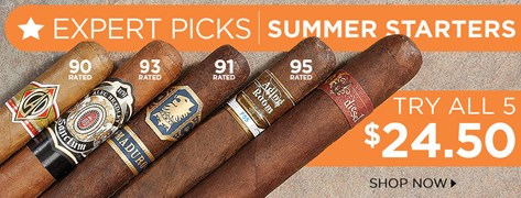Expert Picks: Summer Starters - Try All Five only $24.50!