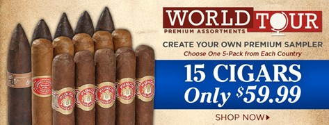 World Tour Premium Assortments
