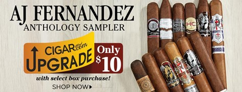 AJ Fernandez Anthology Sampler only $10