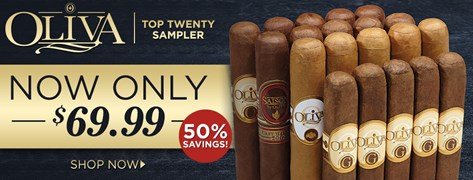 Save on an Amazing Assortment from Oliva
