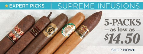 Expert Picks: Supreme Infusions