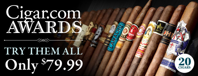 2015 Cigar.com Top 20 Awards Pt.1
