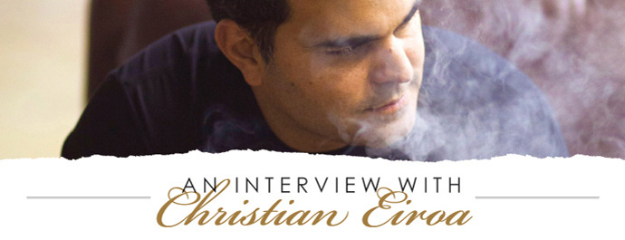 An Interview With Christian Eiroa