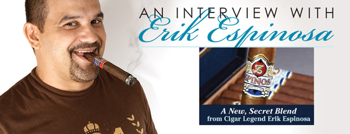 Interview With Erik Espinosa