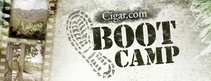 Cigar.com Boot Camp