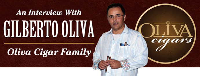Interview With Gilberto Oliva