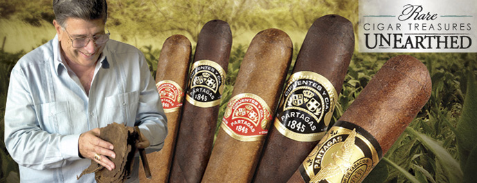 Rare Cigar Treasures Unearthed