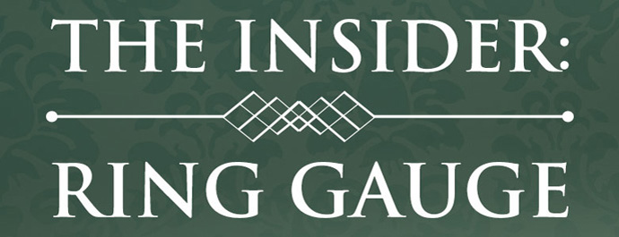 The Insider: Ring Gauge